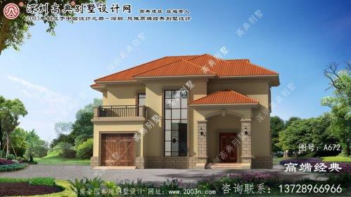 马尾区农村房屋设计图