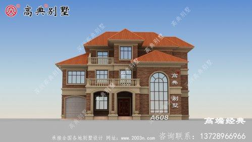 别墅外观设计说明