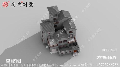 新农村自建房设计能满足业主的休闲娱