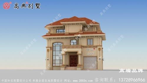 农村楼房内部设计图欧式简约大气
