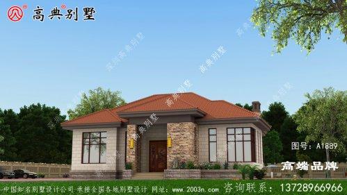 别墅设计图方案极简受大众追捧。