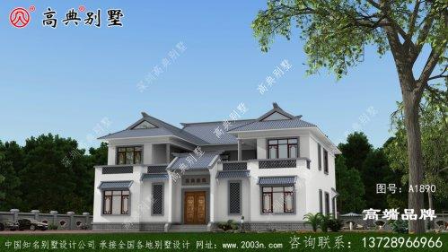 豪华别墅设计打造与生俱来的高级感