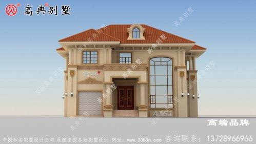 农村房子设计图格调典雅高贵百看不腻