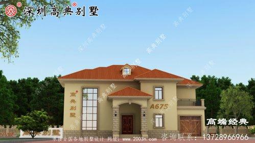 农村建房,户型合理才是我们优先的选