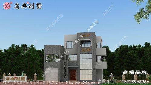 房子建得漂亮,不仅家人住得很舒服村