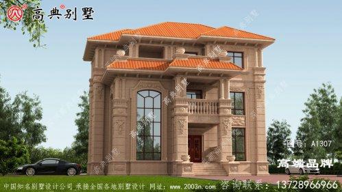 建造别墅是一生的大事,盼了一辈子就