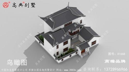 外墙用白色装饰大量采用灰白元素结合