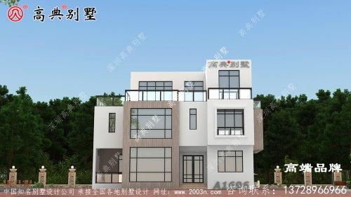 现代三层别墅,设计师真的用心了!