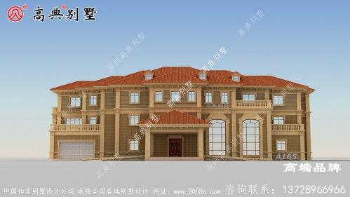 建一栋这样的别墅,几辈子都光荣